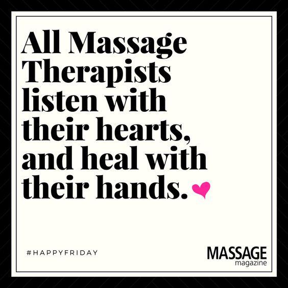 Soorten massage
