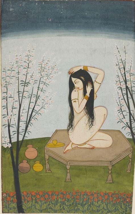 Zelfverzorging Ayurveda- hoofd