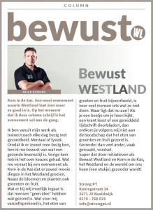 Bewust Westland